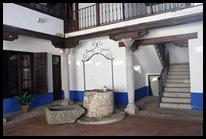 El patio del pozo, en el Centro Cultural 'Casa de la Marquesa'.