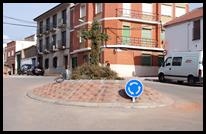 Aspecto actual que presenta la Plaza de Agustín Salido.
