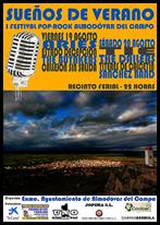 La Concejalía de Juventud del Ayuntamiento almodovareño organiza los próximos 19 y 20 el primer festival de pop-rock 'sueños de verano'.