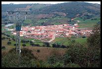 Imagen panorámica de Fontanosas.