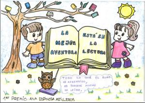 cartel fomento lectura