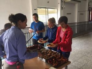 comida San Benito