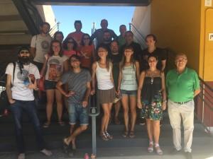 Visita al Centro Multifuncional Las Eras de Marta