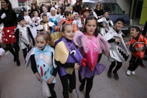 Desfile inaugural 1