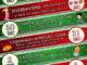 Cartel con la programación de esta próxima Navidad