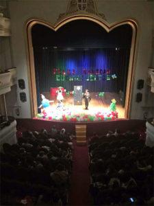 Vista general del Teatro el pasado sábado