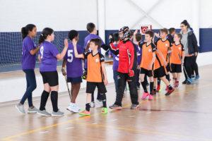 La deportividad imperó entre todos los rivales