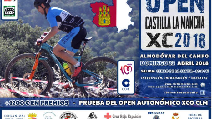 cartel ciclismo 20 abril