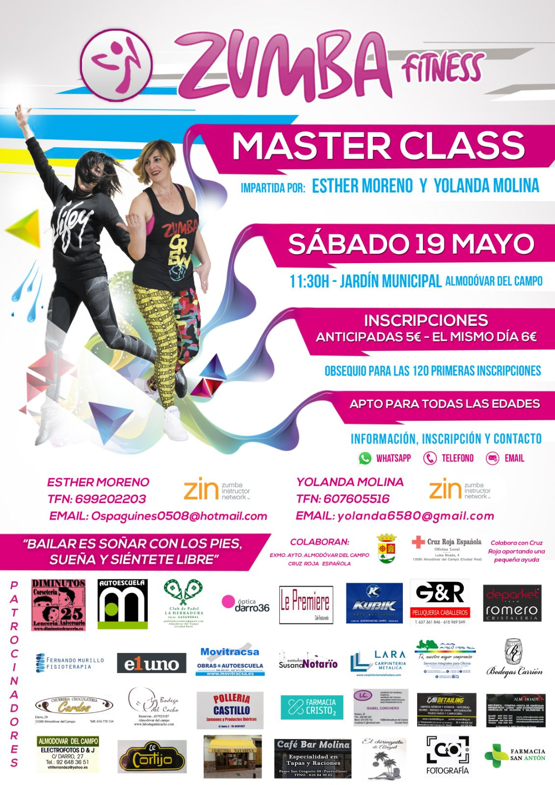 master class fitness