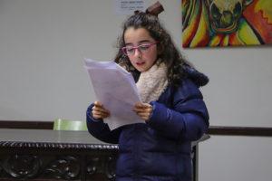 Alumna Colegio 'Virgen del Carmen'